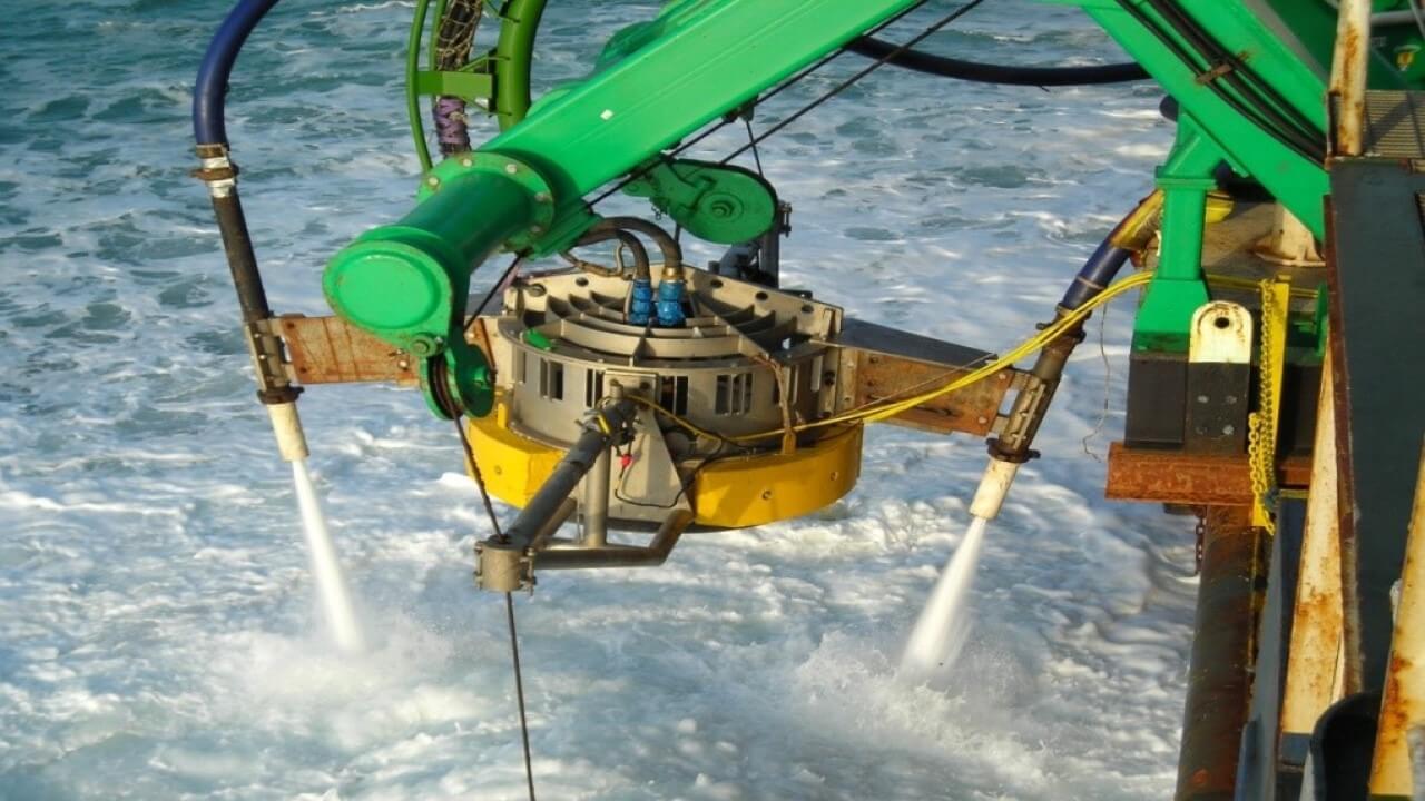 Marin Subsea Excavation